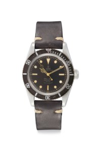 Tudor. A Fine Stainless Steel Automatic Wristwatch with Center Seconds, Gilt Dial and Bracelet