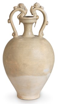 Collecting guide 10 tips on chinese ceramics christies a straw glazed stoneware amphora reviewsmspy