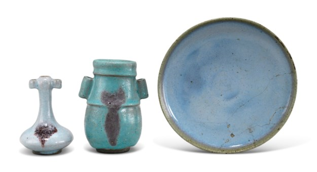 Reign marks on chinese ceramics an expert guide christies three junyao type vessels ming qing dynasty reviewsmspy