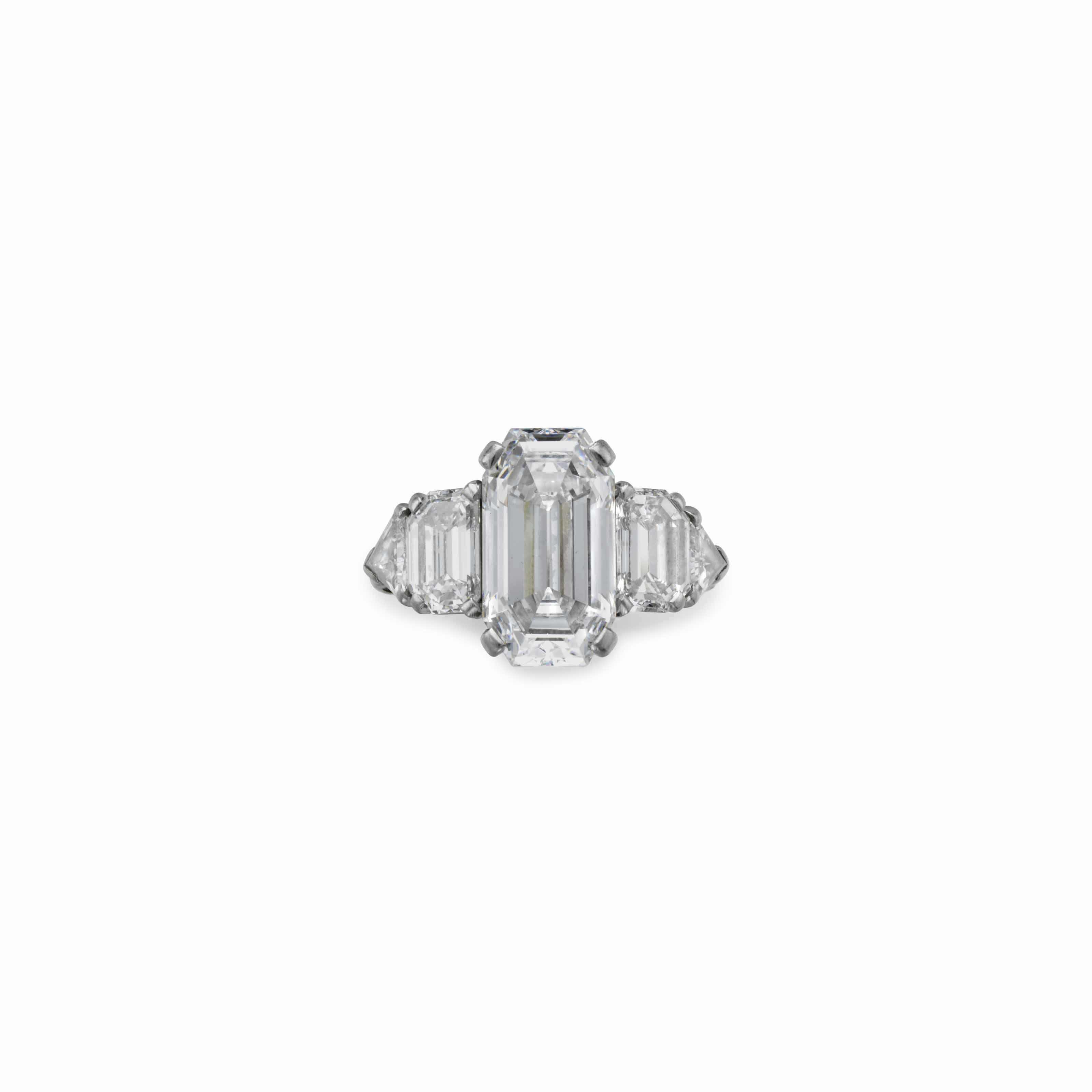 A DIAMOND RING, BY RAYMOND YARD