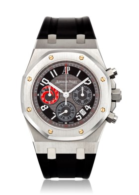 AUDEMARS PIGUET, LIMITED EDITION ROYAL OAK