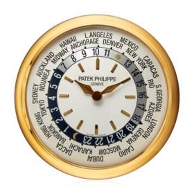 PATEK PHILIPPE, WORLD TIME WALL CLOCK
