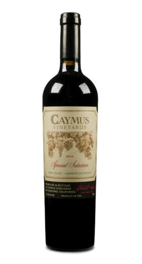 Caymus, Cabernet Sauvignon 2010