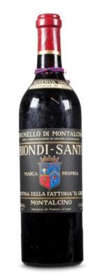Biondi Santi, Brunello di Montalcino Riserva 1955