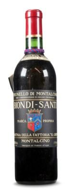 Biondi Santi, Brunello di Montalcino Riserva 1970