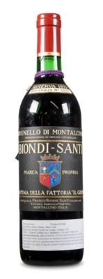 Biondi Santi, Brunello di Montalcino Riserva 1975