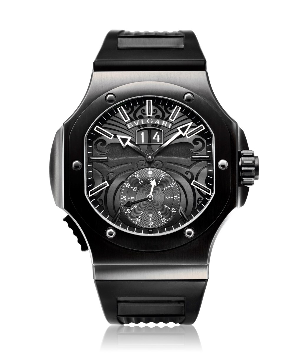Bulgari Daniel Roth Endurer Chronosprint All Blacks Edition Ref Bre56sbchs Ab Christie S