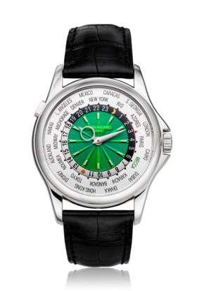 PATEK PHILIPPE, WORLD TIME