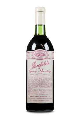 Penfolds Grange 1979 and 1989