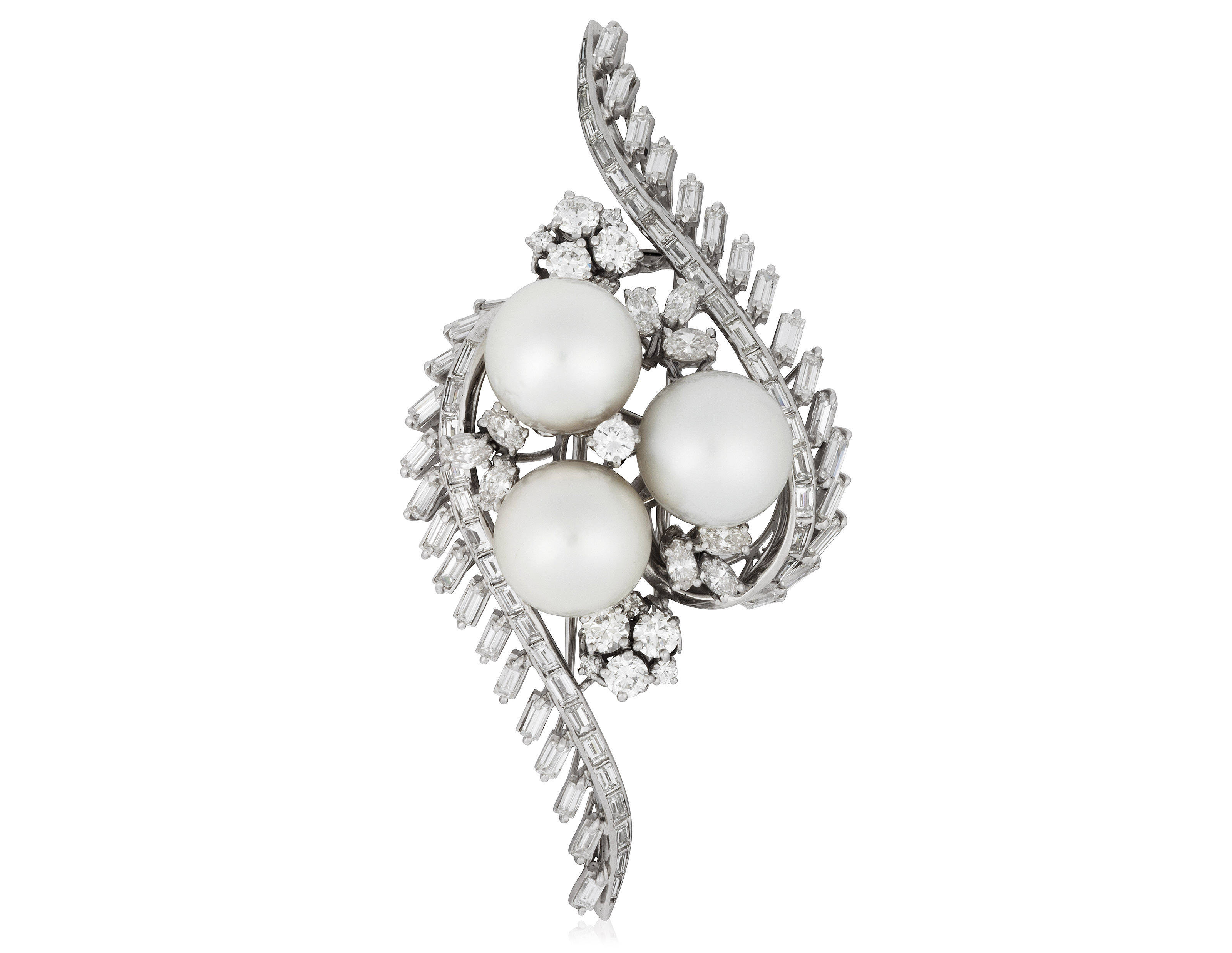HARRY WINSTON CULTURED PEARL A