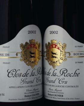 Hubert Lignier, Clos de la Roche 2002