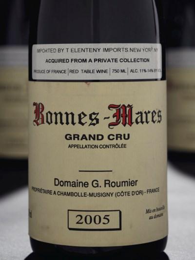 Georges Roumier, Bonnes-Mares