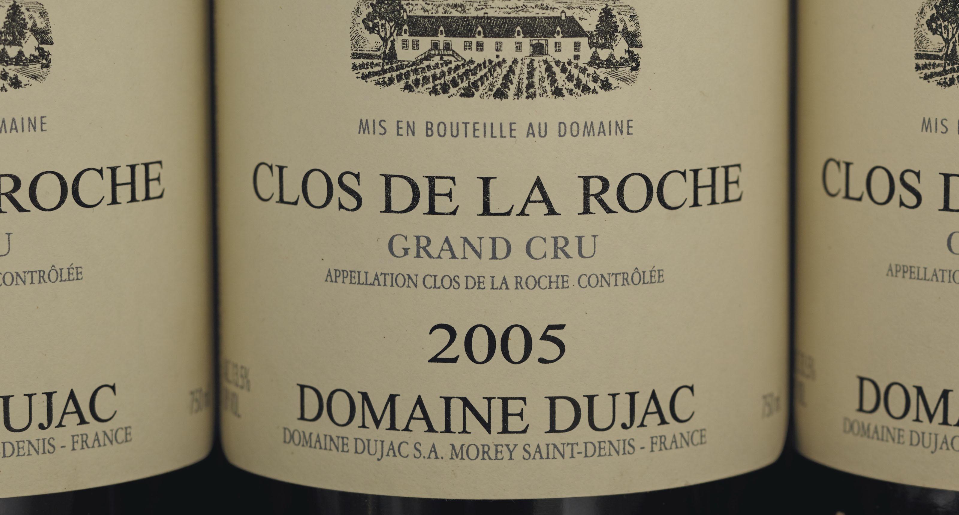 Dujac, Clos de la Roche 2005