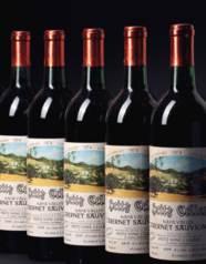 Heitz, Martha's Vineyard, Cabe