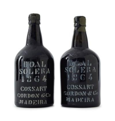 Cossart Gordon, Bual Solera 18