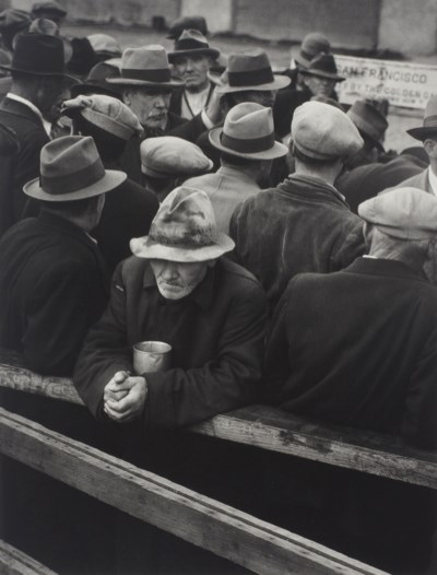 DOROTHEA LANGE (1895–1965)