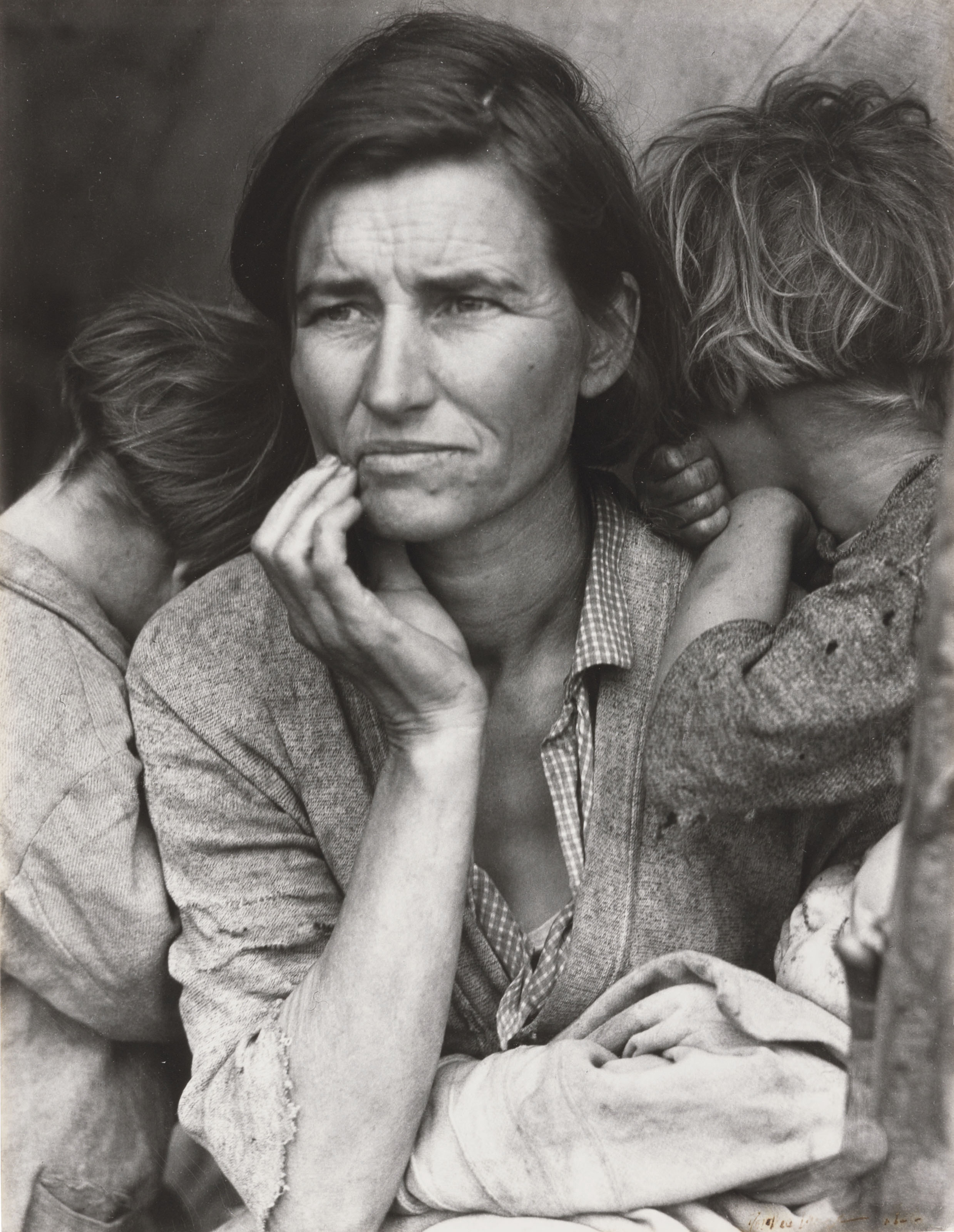 Migrant Mother, Nipomo, California, 1936