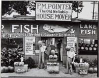 Roadside Stand near Birmingham, Alabama, 1936