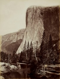 El Capitan, Yosemite, 1878-1881