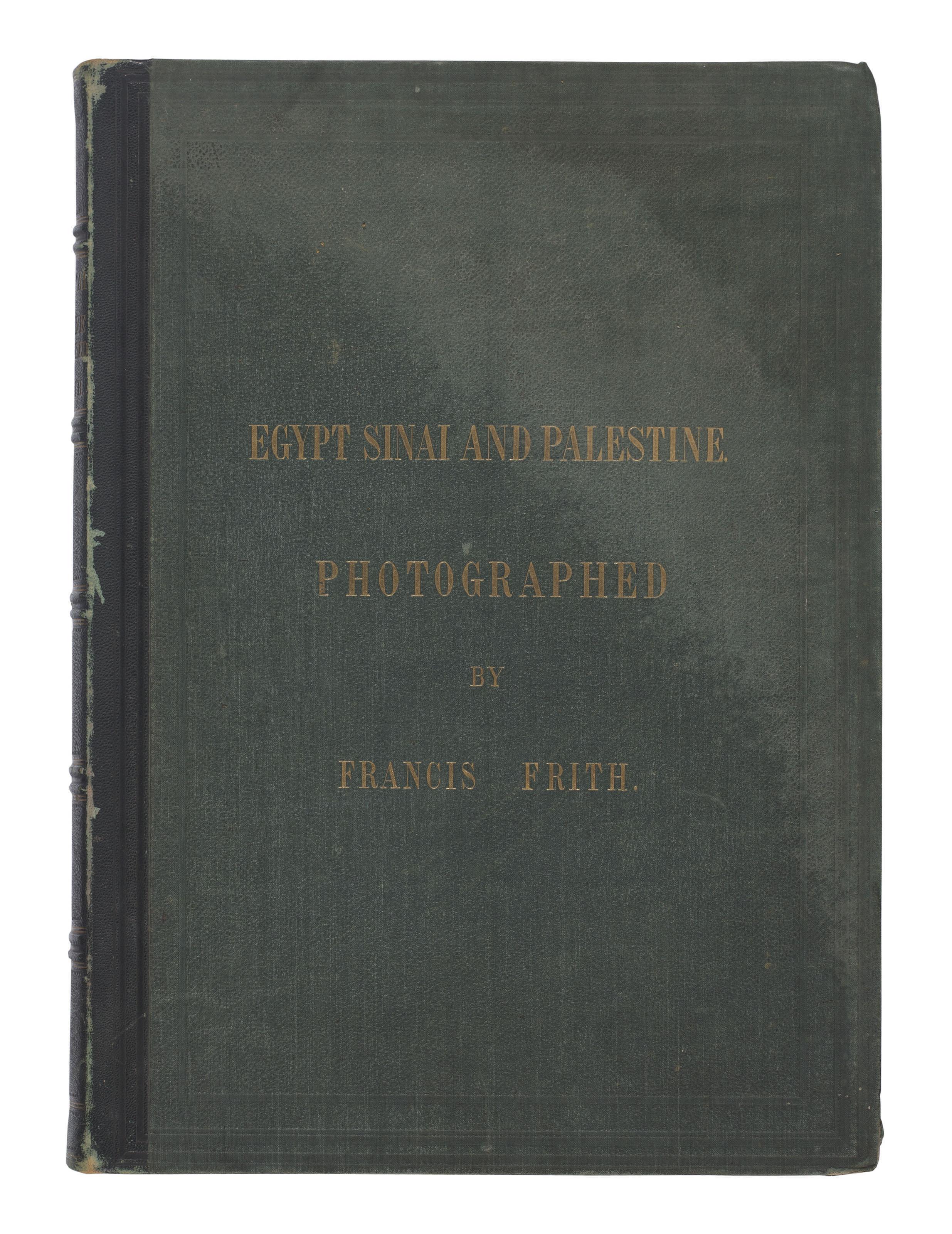 FRANCIS FRITH (1822–1898)
