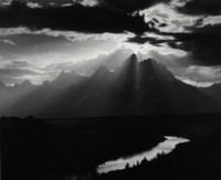Grand Teton National Park, Wyoming, 1959