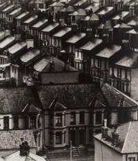 Rainswept Rooftops, 1932