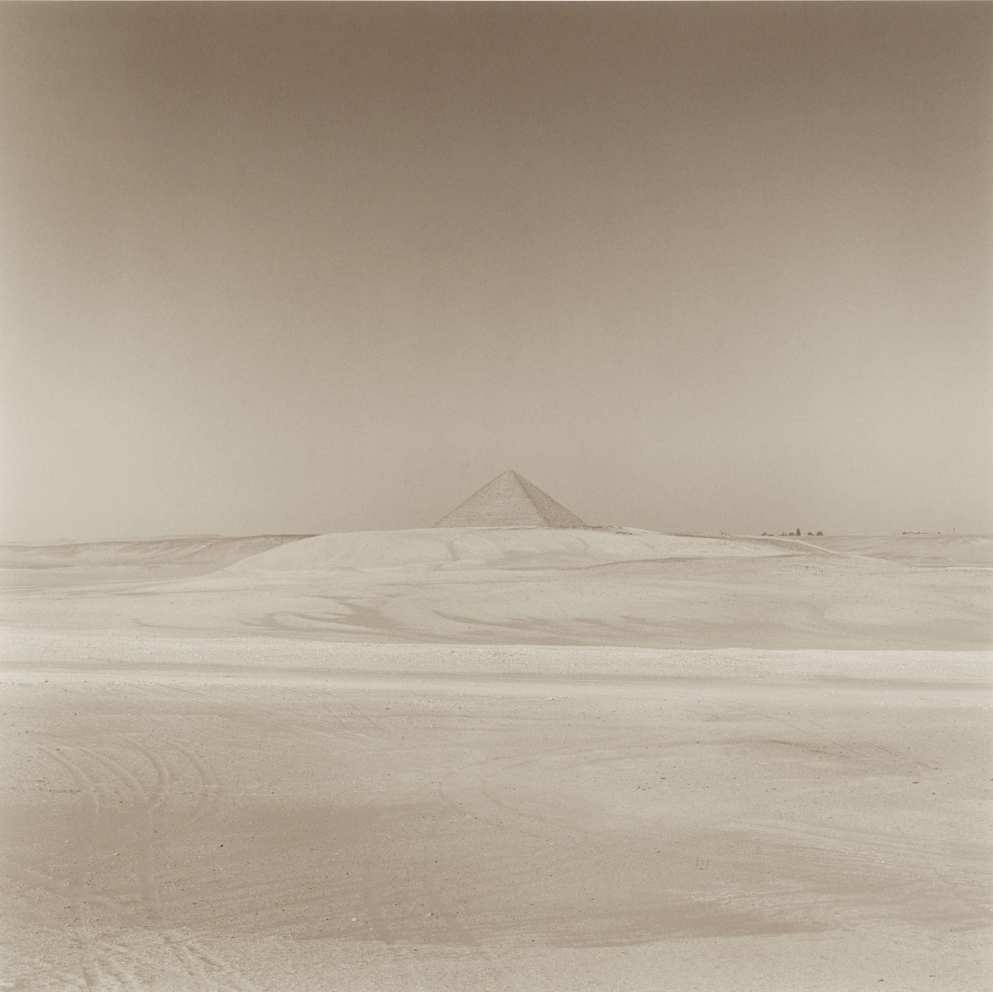Africa #16, Red Pyramid, Dashur, Egypt, 1997