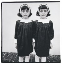 Identical twins, Roselle, N.J., 1966