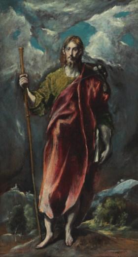 Doménikos Theotokópoulos, called El Greco (Crete 1541-1614 T