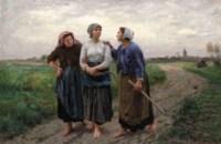 Jules Breton (French, 1827-190