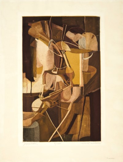 MARCEL DUCHAMP (1887-1968) and
