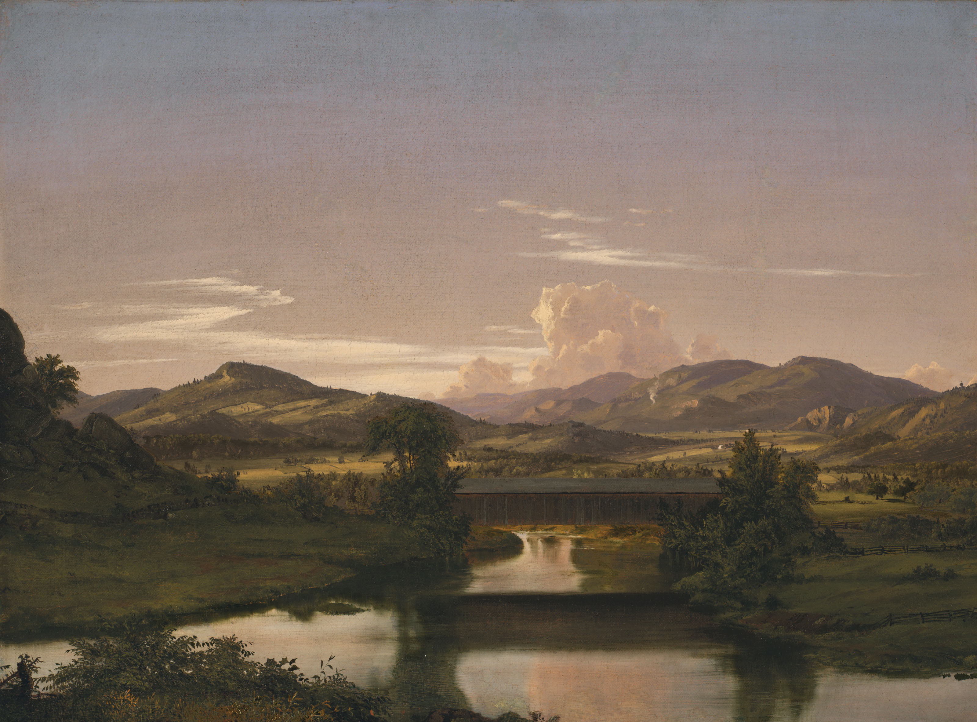 Frederic Edwin Church (1826-19