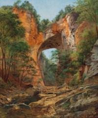 The Natural Bridge of Virginia