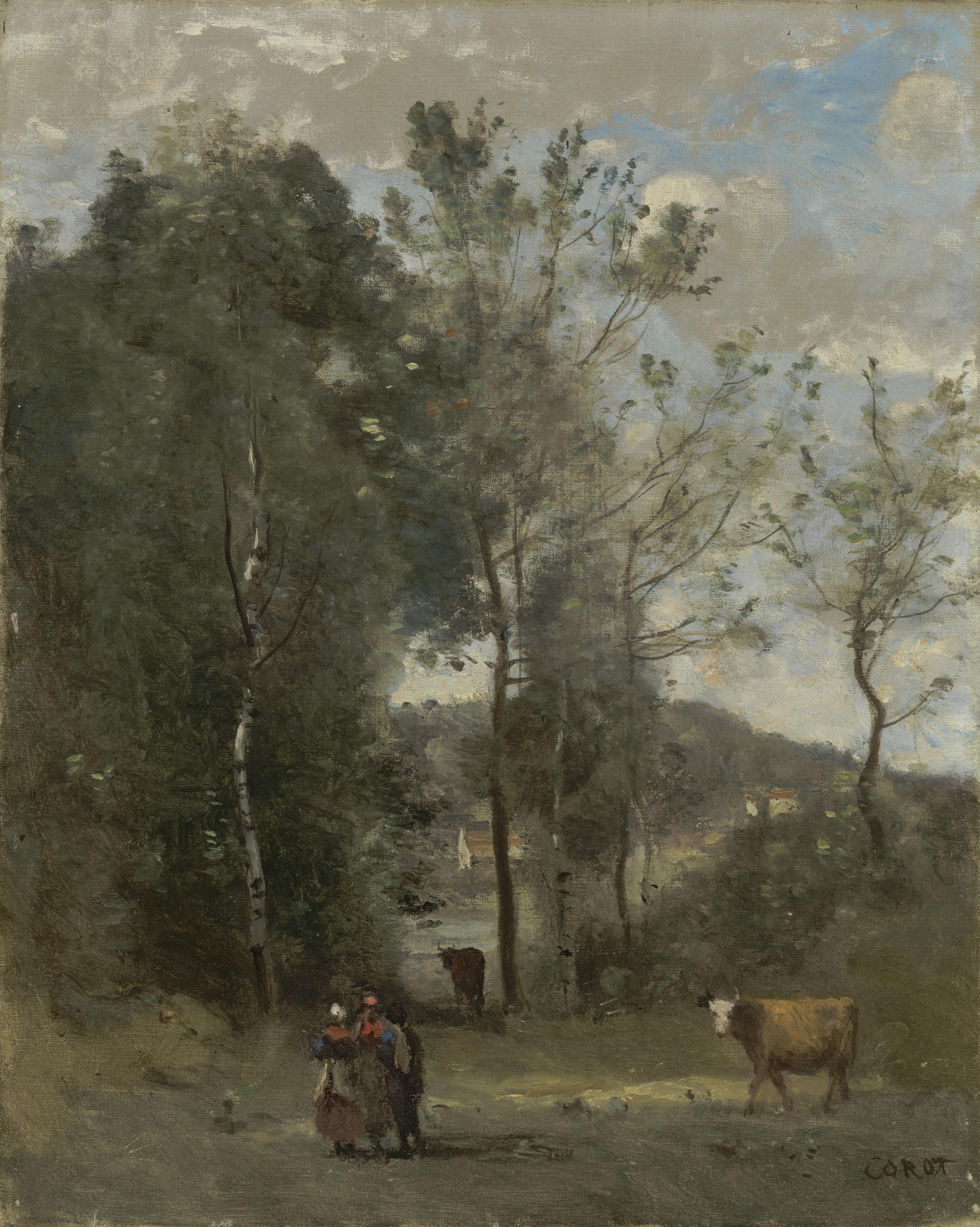 Картинки по запросу Жан-Батист Камиль Коро