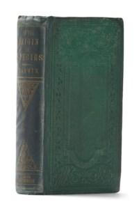 DARWIN, Charles (1809-1882) On