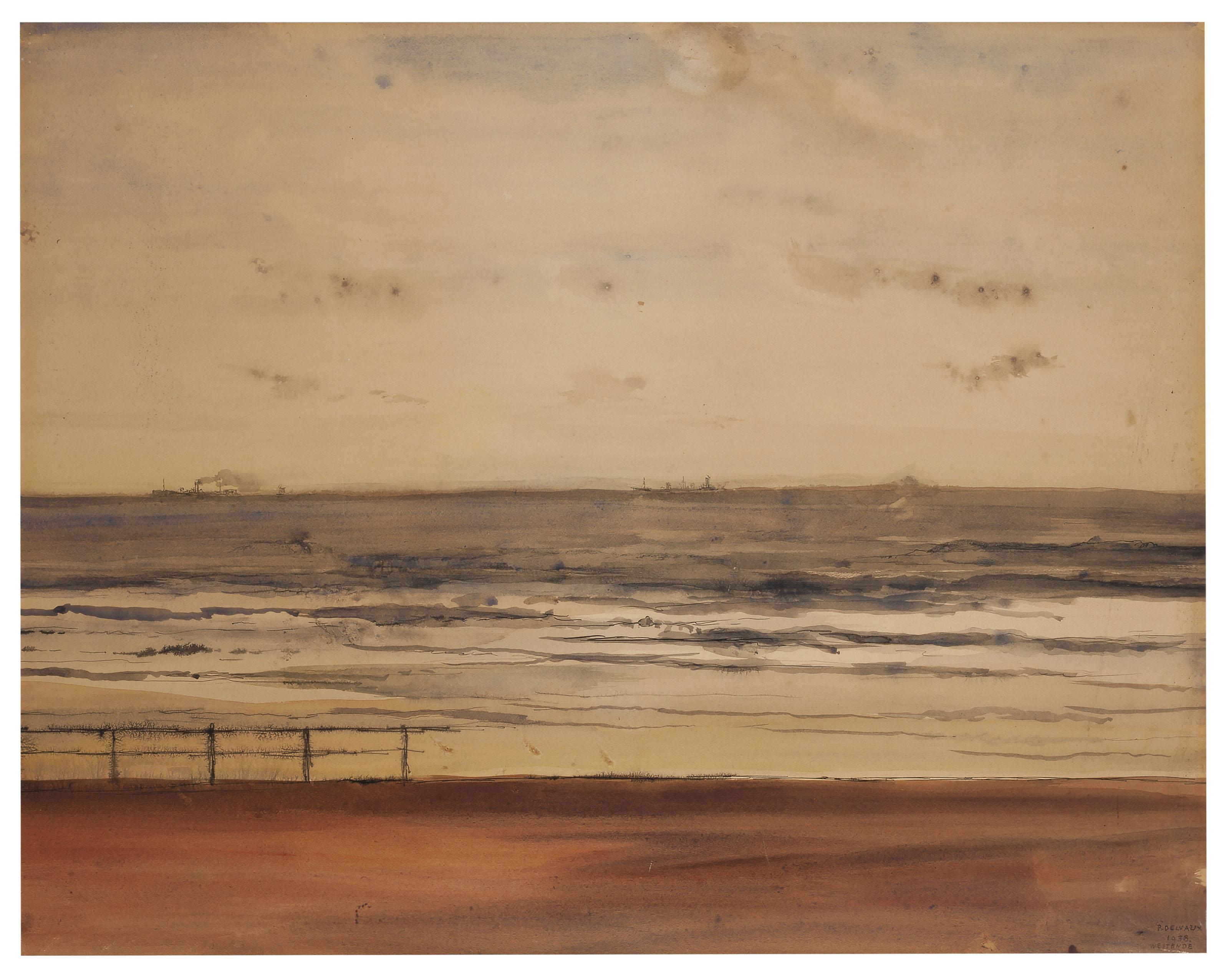 Paul Delvaux (Belgian, 1897–19