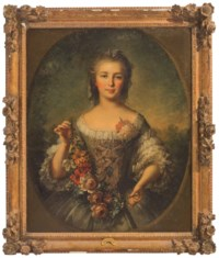 Portrait of Madame Louise of France