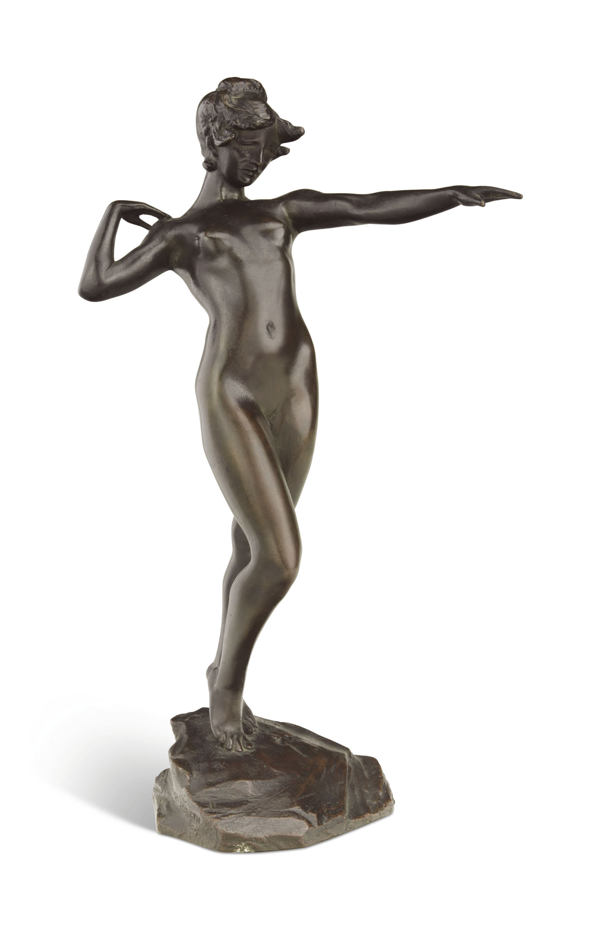 Harriet Whitney Frishmuth (Ame