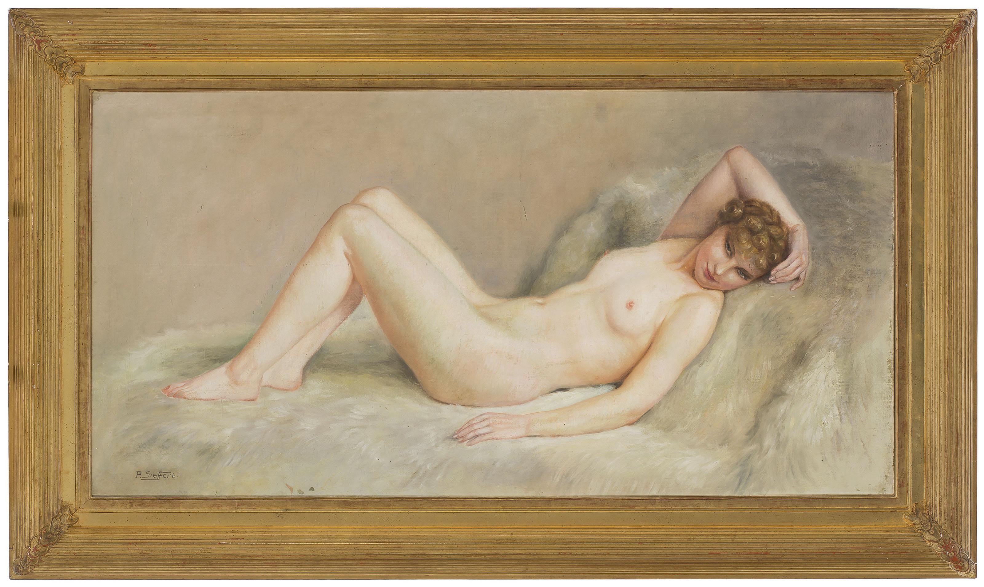 Paul Sieffert (French, 1874–19