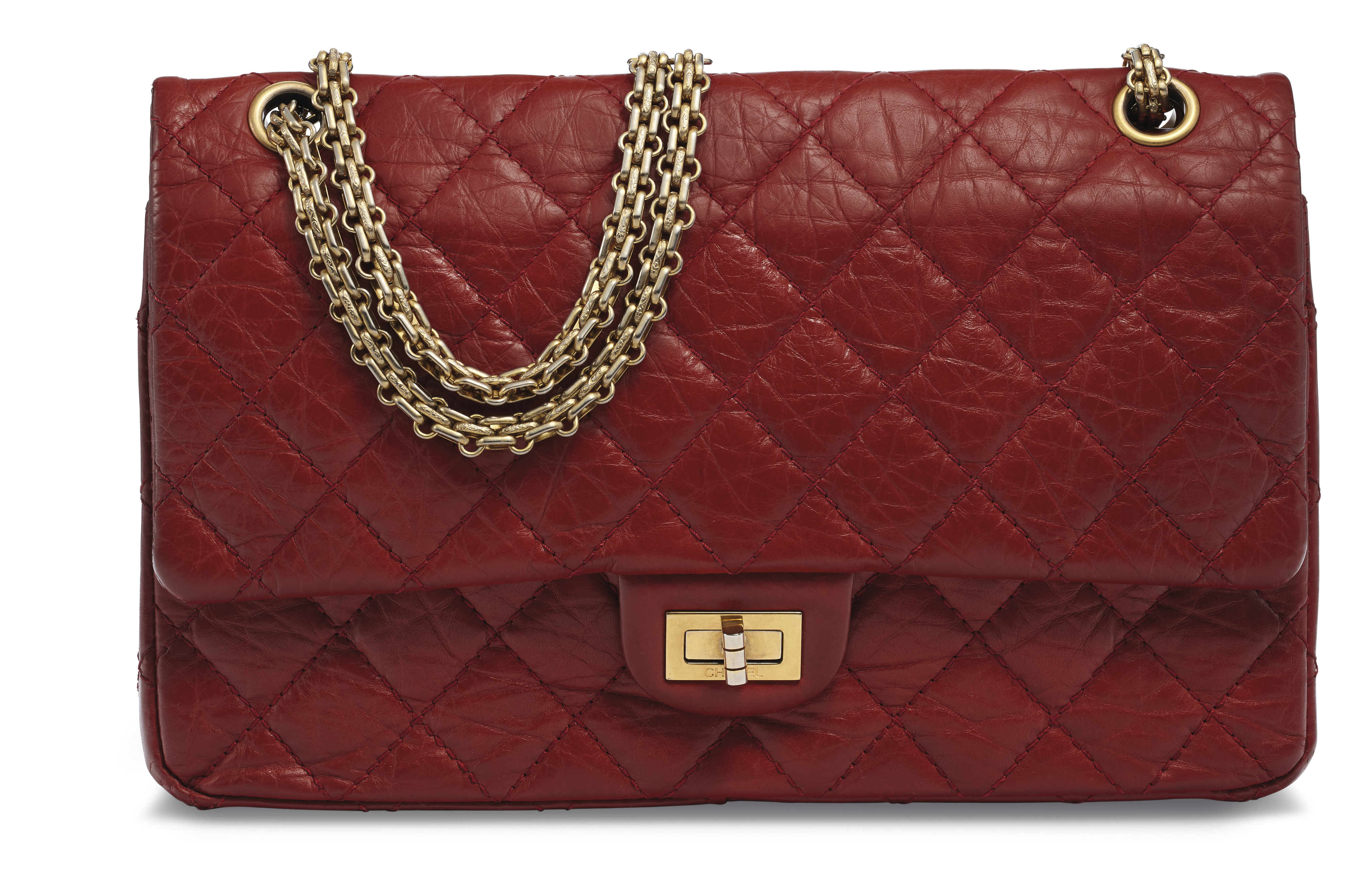 2019 year for lady- Love Chanel day 16: the red flap