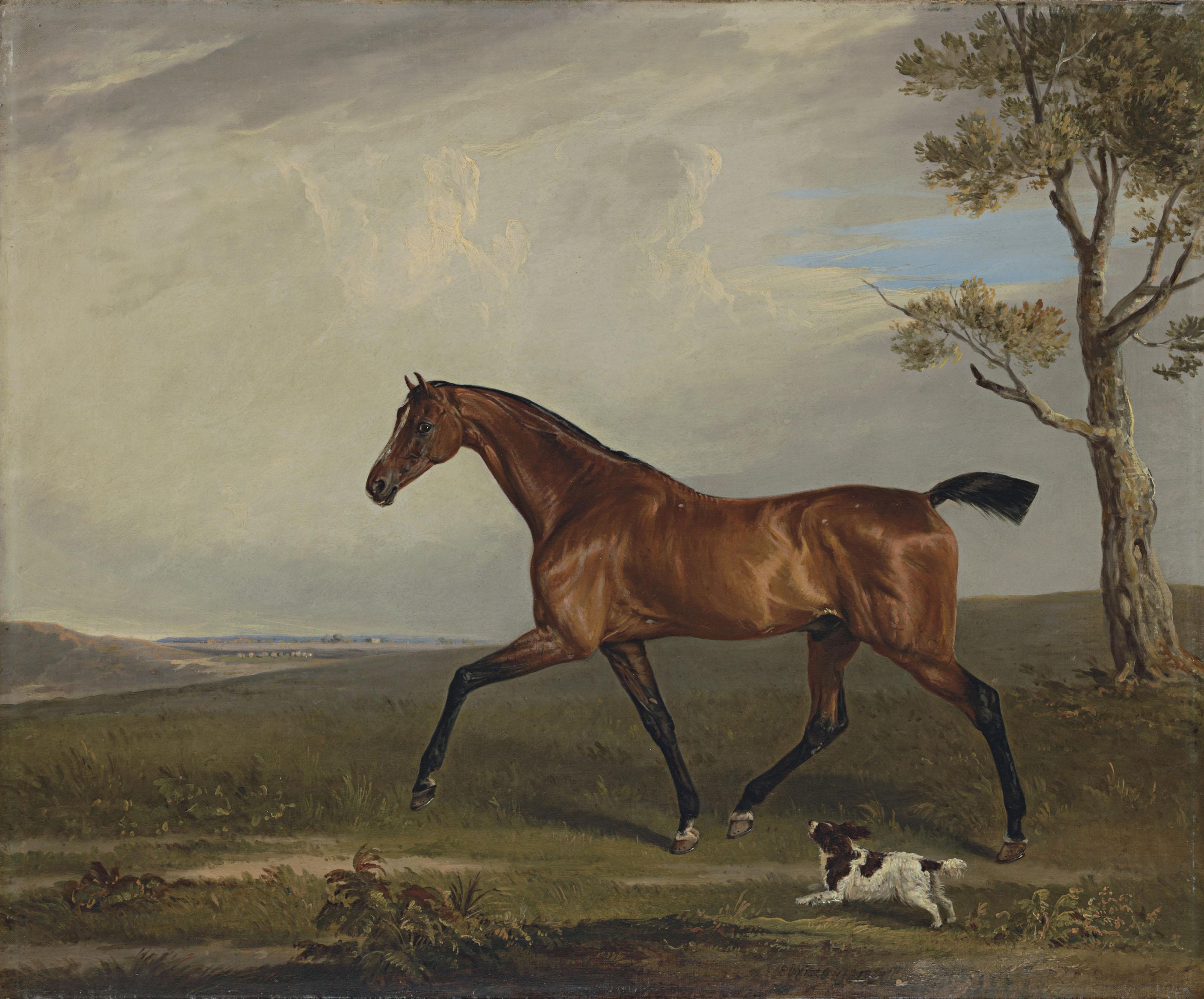 Edmund Bristow (British, 1787-