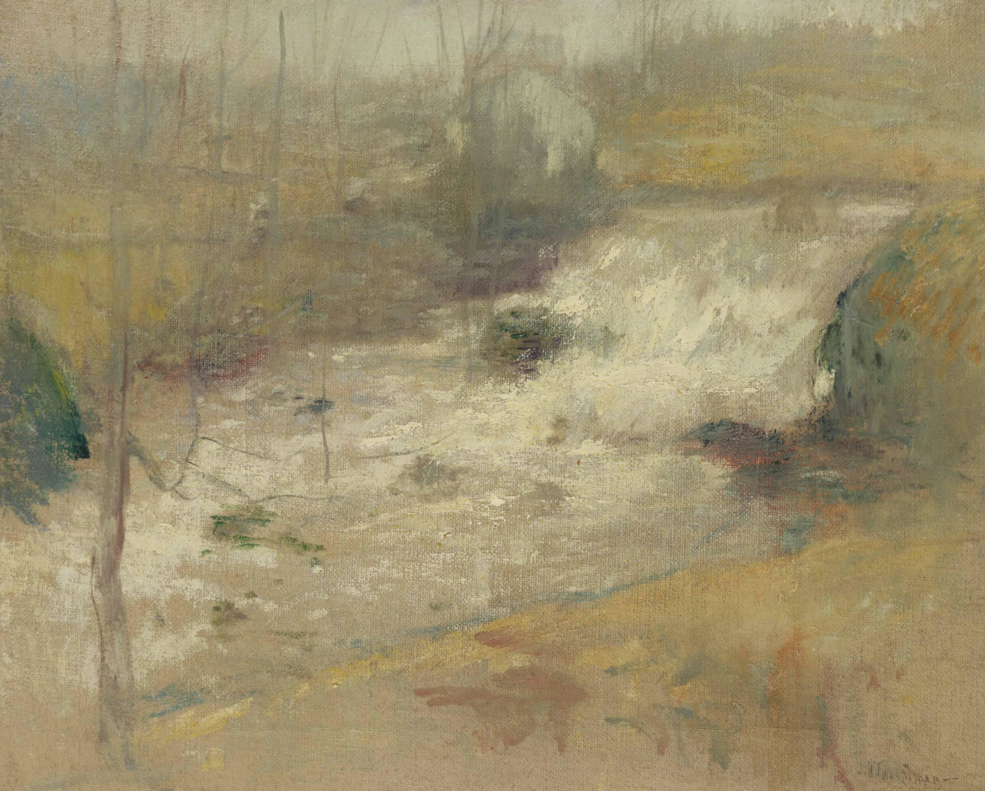 John Henry Twachtman (1853-190