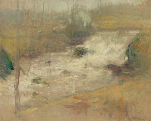 7868bf805b60 John Henry Twachtman (1853-1902)