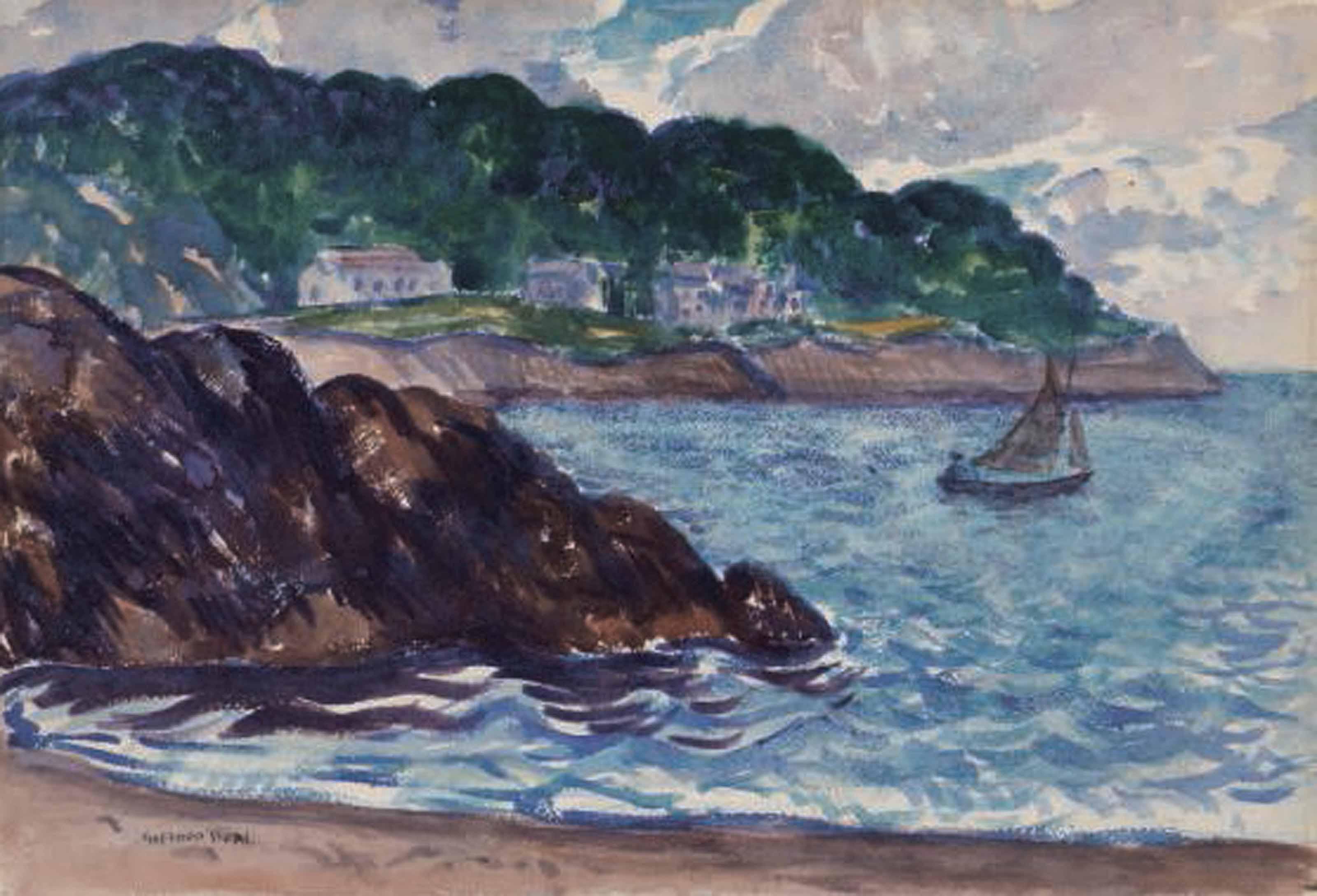 Gifford Beal (1879-1956)