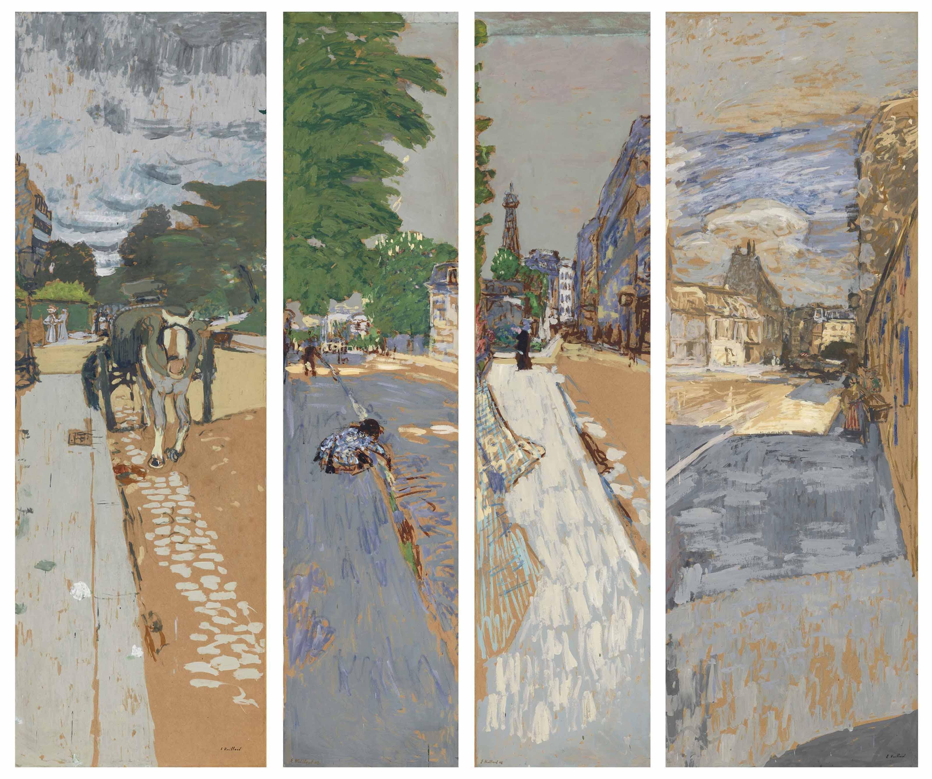 Live Like A Rockefeller Edouard Manet S Lilas Et Roses Christie S # Salon De Jardin Daveport