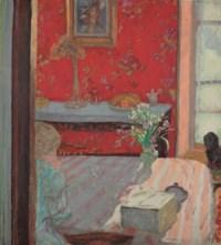 Intérieur (Appartement de Bonnard à Paris)