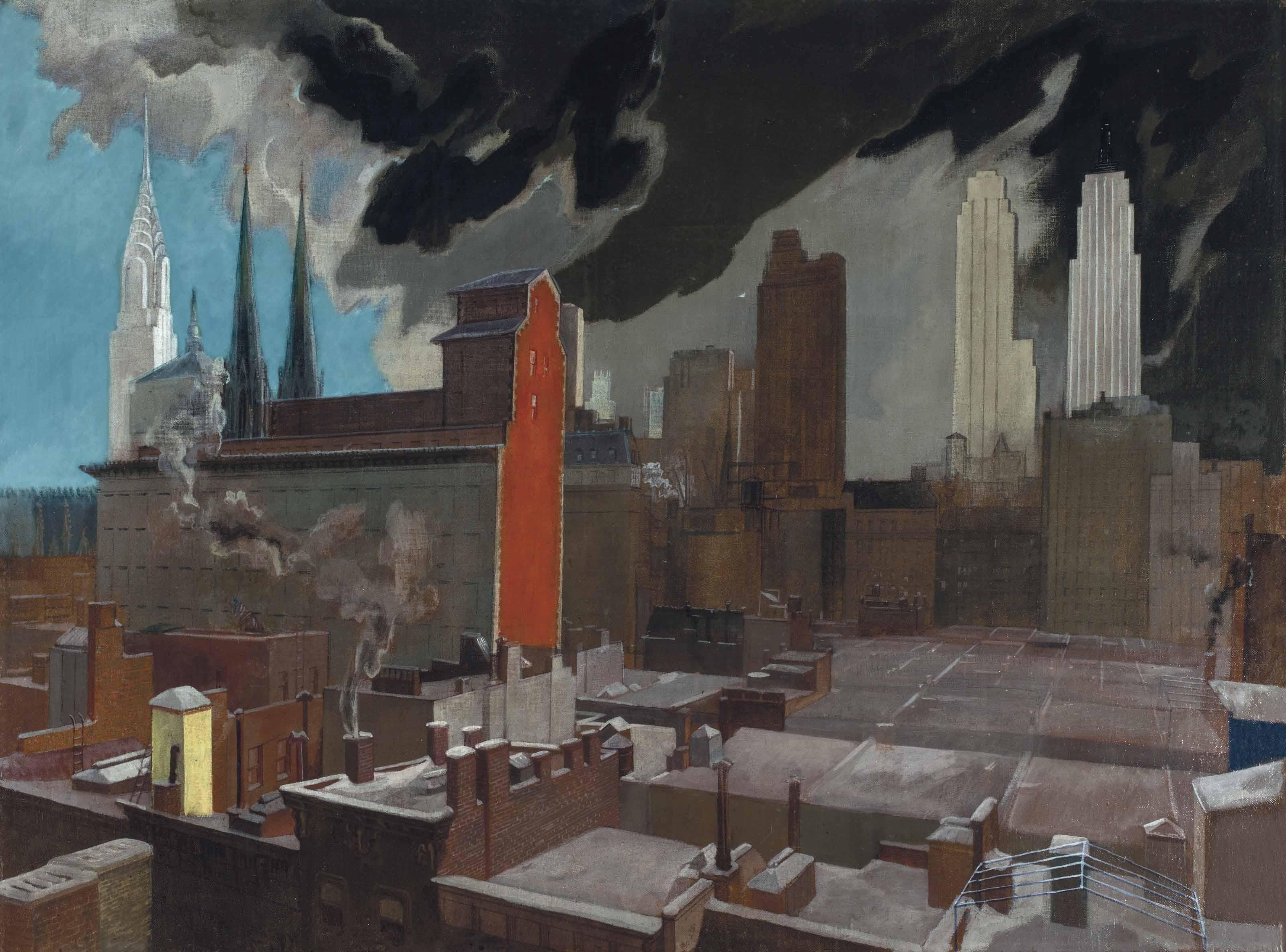 Stefan Hirsch (1899-1964)