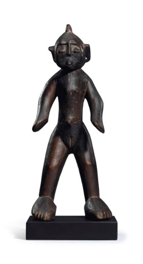 A MOSSI FEMALE FIGURE
