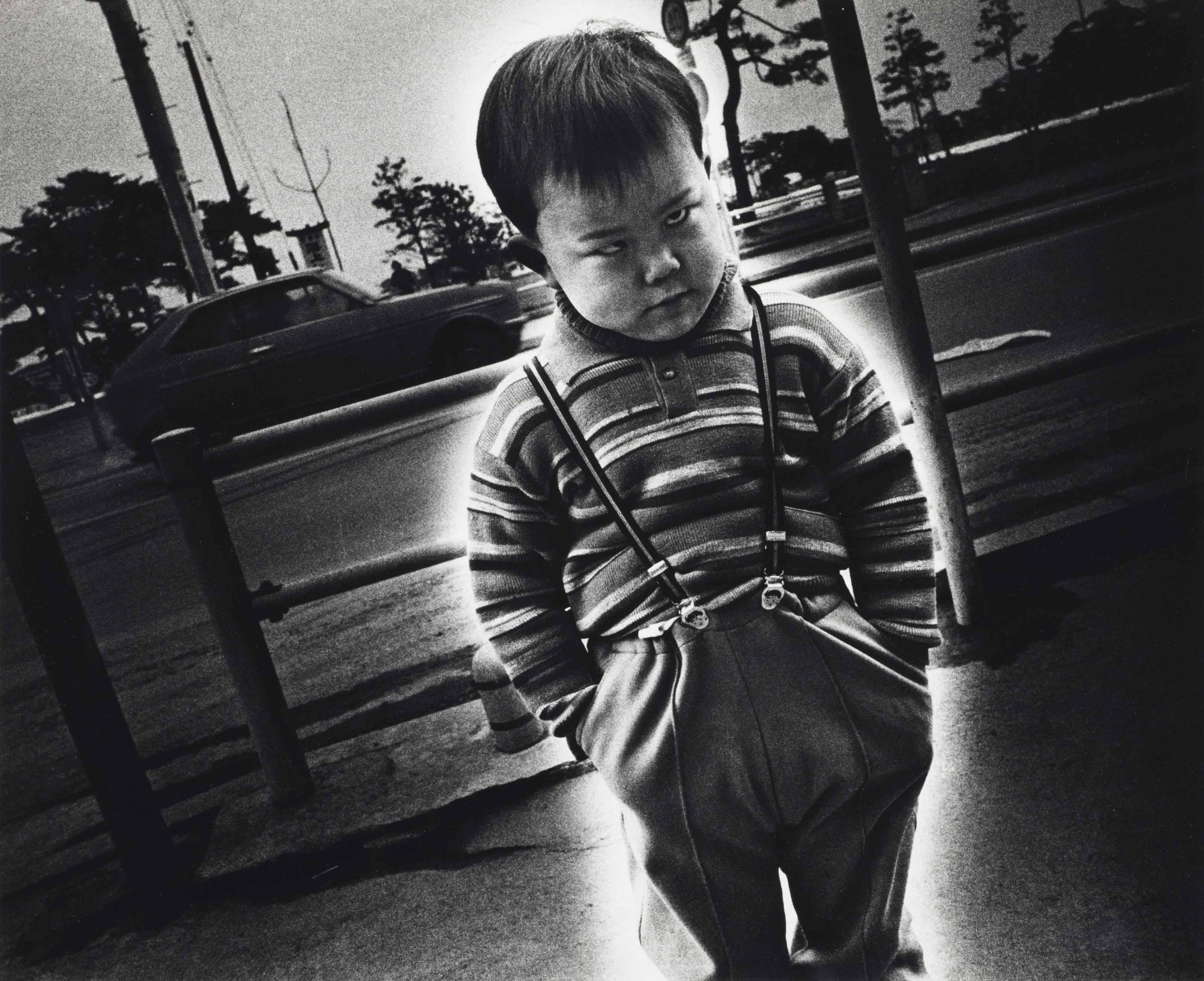 DAIDO MORIYAMA (B. 1938) | The Three Views of Japan No. 3 - Mutsu ...