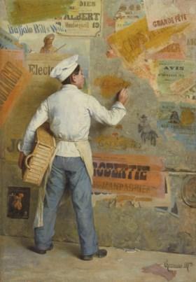 PAUL CHARLES CHOCARNE-MOREAU (DIJON 1855-1931 PARIS)